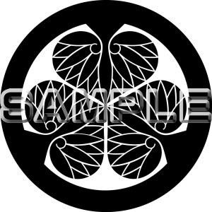 徳川家の葵紋
